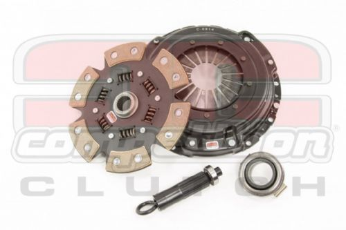 Mazda RX7  FD Twin Turbo  Stage 4 6 Pad Sprung Ceramic Pull  Type Clutch Kit
